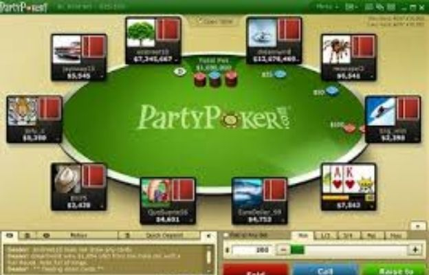 online casinos for poker players party poker